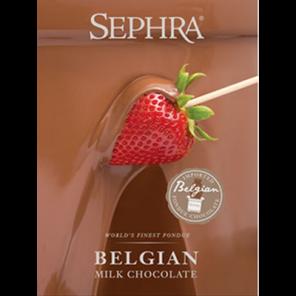 Sephra Milk Belgian Couverture Chocolate - 10Kg supplier Dubai