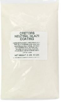 Cretors Neutral Glaze Coating Mix supplier Dubai