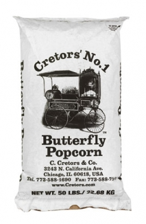 Cretors No. 1 Butterfly type Popcorn supplier Dubai