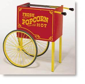 Antique Red Goldrush/Apprentice Two-Wheel Knock Down Wagon Assembled supplier Dubai