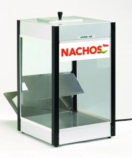 Nacho Chip Display Case supplier Dubai