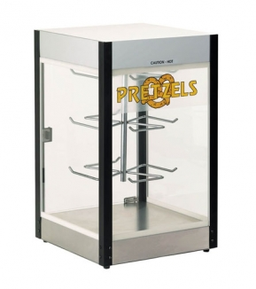 Pretzel Display Case supplier Dubai