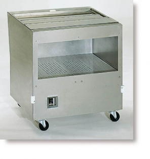 Roc N' Roll Mobile Cornditioner Cabinet supplier Dubai
