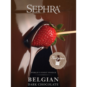 Sephra Dark Belgian Couverture Chocolate - 10Kg supplier Dubai