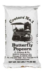 Cretors No. 1 Butterfly type Popcorn Supplier in Dubai