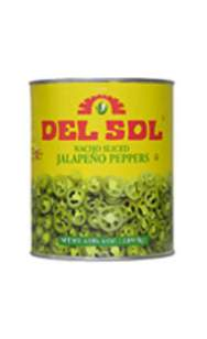 Nacho Sliced Jalapeno Peppers  Supplier in Dubai