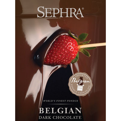 Sephra Dark Belgian Couverture Chocolate - 10Kg in Dubai