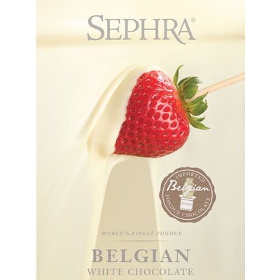 Sephra White Belgian Couverture Chocolate - 10Kg in Dubai