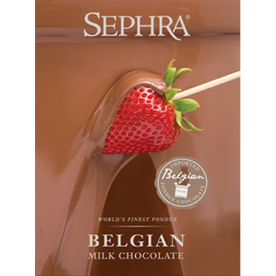 Sephra Milk Belgian Couverture Chocolate - 10Kg in dubai