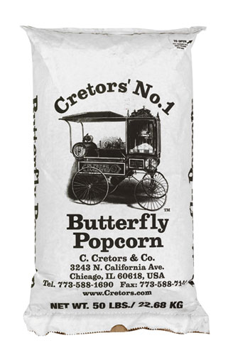 Cretors No. 1 Butterfly type Popcorn in dubai