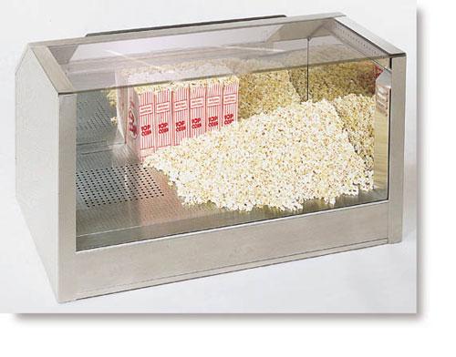 48 Counter Showcase Cornditioner Cabinet - Single Door in dubai