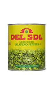 Nacho Sliced Jalapeno Peppers  in dubai