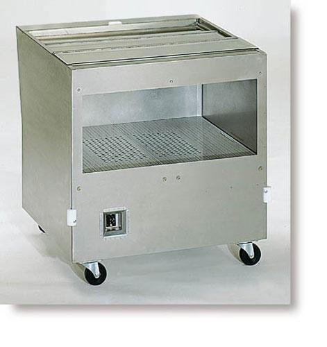 Roc N' Roll Mobile Cornditioner Cabinet in dubai